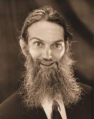 beard contest photo