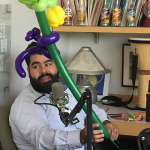 When Balloon Animals Attack