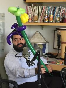 balloon-monkey