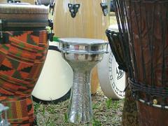 drum circle photo