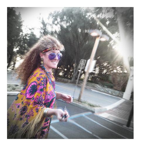 hippy photo