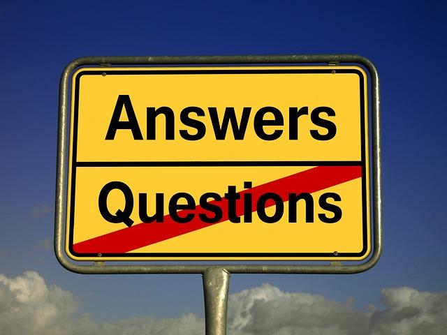 answers photo