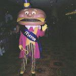 Human Hamburger Meat