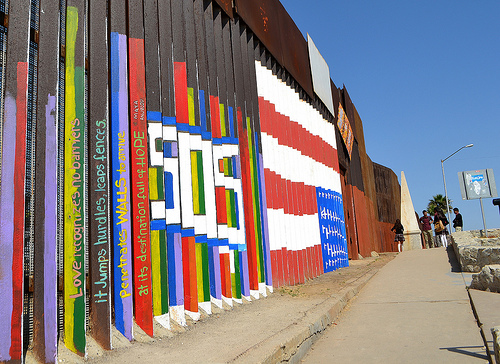 us mexico border photo