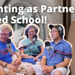 Parenting in Med School, Part 3: What About the Partners?
