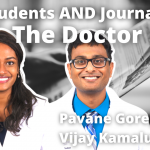 Unsatisfied Just Learning Medicine, These Students Became Journalists, Too