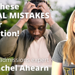 5 Med School Application Mistakes Everyone Makes, and How to Crush Them Under Your Feet Like Worms