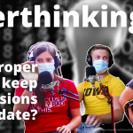 Overthinking: Keeping AdComms Up To Date