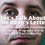 The Obscure Document Residency Programs Use to Decide If You're Worthy